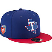 New Era Men's Texas Rangers 59Fifty PROLIGHT 2018 Spring Training Fitted Hat