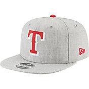 New Era Men's Texas Rangers 9Fifty Hype Snap Adjustable Hat