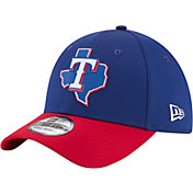 New Era Men's Texas Rangers 39Thirty PROLIGHT Batting Practice Stretch Fit Hat