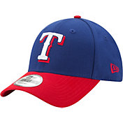 New Era Men's Texas Rangers 9Forty Royal Adjustable Hat