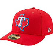 New Era Men's Texas Rangers 59Fifty MLB Players Weekend Low Crown Authentic Hat