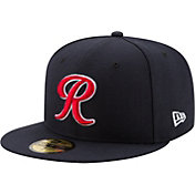 New Era Men's Tacoma Rainiers 59Fifty Navy Authentic Hat