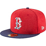 New Era Men's Boston Red Sox 59Fifty 2017 July 4th Authentic Hat