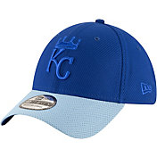 New Era Men's Kansas City Royals 39Thirty Tone Tech Stretch Fit Hat