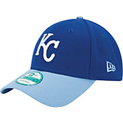 New Era Men's Kansas City Royals 9Forty Royal Adjustable Hat