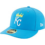 New Era Men's Kansas City Royals 59Fifty MLB Players Weekend Low Crown Authentic Hat