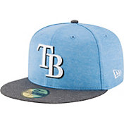 New Era Men's Tampa Bay Rays 59Fifty 2017 Father's Day Authentic Hat