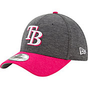 New Era Adult Tampa Bay Rays 39Thirty 2017 Mother's Day Flex Hat