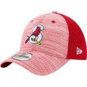 New Era Men's Springfield Cardinals 39Thirty Red Stretch Fit Hat