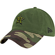 New Era Men's Houston Astros 9Twenty 2017 Memorial Day Camo Adjustable Hat
