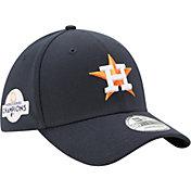 New Era Men's 2017 World Series Champions 39Thirty Houston Astros Navy Stretch Fit Hat