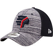 New Era Men's Syracuse Chiefs 39Thirty Grey Stretch Fit Hat