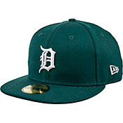New Era Men's Detroit Tigers 59Fifty City Pride Green/White Fitted Hat