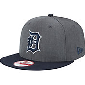 New Era Men's Detroit Tigers 9Fifty Grey Adjustable Hat