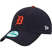 New Era Men's Detroit Tigers 9Forty Navy Adjustable Hat