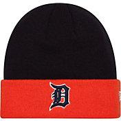 New Era Men's Detroit Tigers Knit Hat