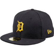 New Era Men's Detroit Tigers 59Fifty City Pride Blue/Maize Fitted Hat