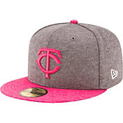 New Era Men's Minnesota Twins 59Fifty 2017 Mother's Day Authentic Hat