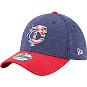 New Era Men's Minnesota Twins 39Thirty 2017 July 4th Flex Hat