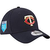 New Era Men's Minnesota Twins 39Thirty PROLIGHT 2018 Spring Training Stretch Fit Hat