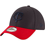 New Era Men's Minnesota Twins 39Thirty Tone Tech Stretch Fit Hat
