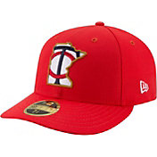 New Era Men's Minnesota Twins 59Fifty MLB Players Weekend Low Crown Authentic Hat
