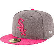 New Era Men's Chicago White Sox 59Fifty 2017 Mother's Day Authentic Hat