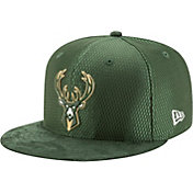 New Era Men's Milwaukee Bucks 2017 NBA Draft 59Fifty Fitted Hat