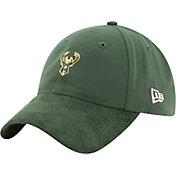 New Era Men's Milwaukee Bucks On-Court 9Twenty Adjustable Hat