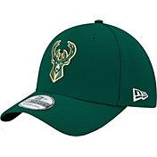 New Era Men's Milwaukee Bucks 39Thirty Flex Hat