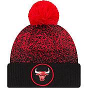 New Era Men's Chicago Bulls On-Court Knit Hat