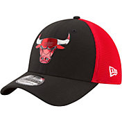 New Era Men's Chicago Bulls On-Court 39Thirty Stretch Fit Hat