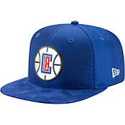 New Era Men's Los Angeles Clippers On-Court 9Fifty Adjustable Snapback Hat
