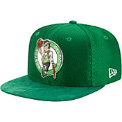 New Era Men's Boston Celtics On-Court 9Fifty Adjustable Snapback Hat