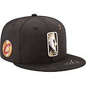 New Era Men's 2017 NBA Finals Cleveland Cavaliers 9Fifty Black Adjustable Snapback Hat