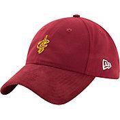 New Era Men's Cleveland Cavaliers On-Court 9Twenty Adjustable Hat