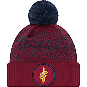 New Era Men's Cleveland Cavaliers On-Court Knit Hat