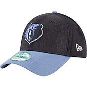 New Era Men's Memphis Grizzlies 9Forty Adjustable Hat
