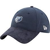 New Era Men's Memphis Grizzlies On-Court 9Twenty Adjustable Hat