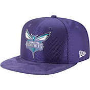 New Era Men's Charlotte Hornets 9Fifty Adjustable Snapback Hat