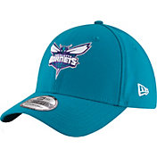 New Era Men's Charlotte Hornets 39Thirty Stretch Fit Hat