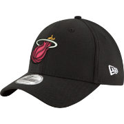 New Era Men's Miami Heat 39Thirty Stretch Fit Hat