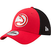 New Era Men's Atlanta Hawks On-Court 39Thirty Stretch Fit Hat