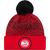 New Era Men's Atlanta Hawks On-Court Knit Hat