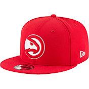 New Era Men's Atlanta Hawks 9Fifty Adjustable Snapback Hat