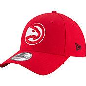 New Era Men's Atlanta Hawks 9Forty Adjustable Hat