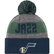New Era Men's Utah Jazz Knit Hat