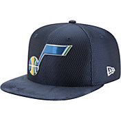 New Era Men's Utah Jazz On-Court 9Fifty Adjustable Snapback Hat