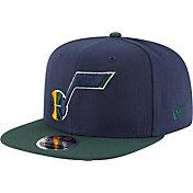 New Era Men's Utah Jazz 9Fifty Adjustable Snapback Hat