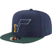 New Era Men's Utah Jazz 9Fifty Adjustable Snapback Hat